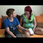 moeder en dochter incest Lesbian